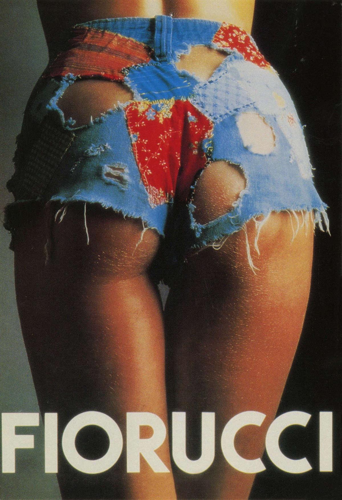 Fiorucci promotional poster 1976