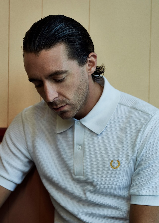 Miles Kane for Fred Perry