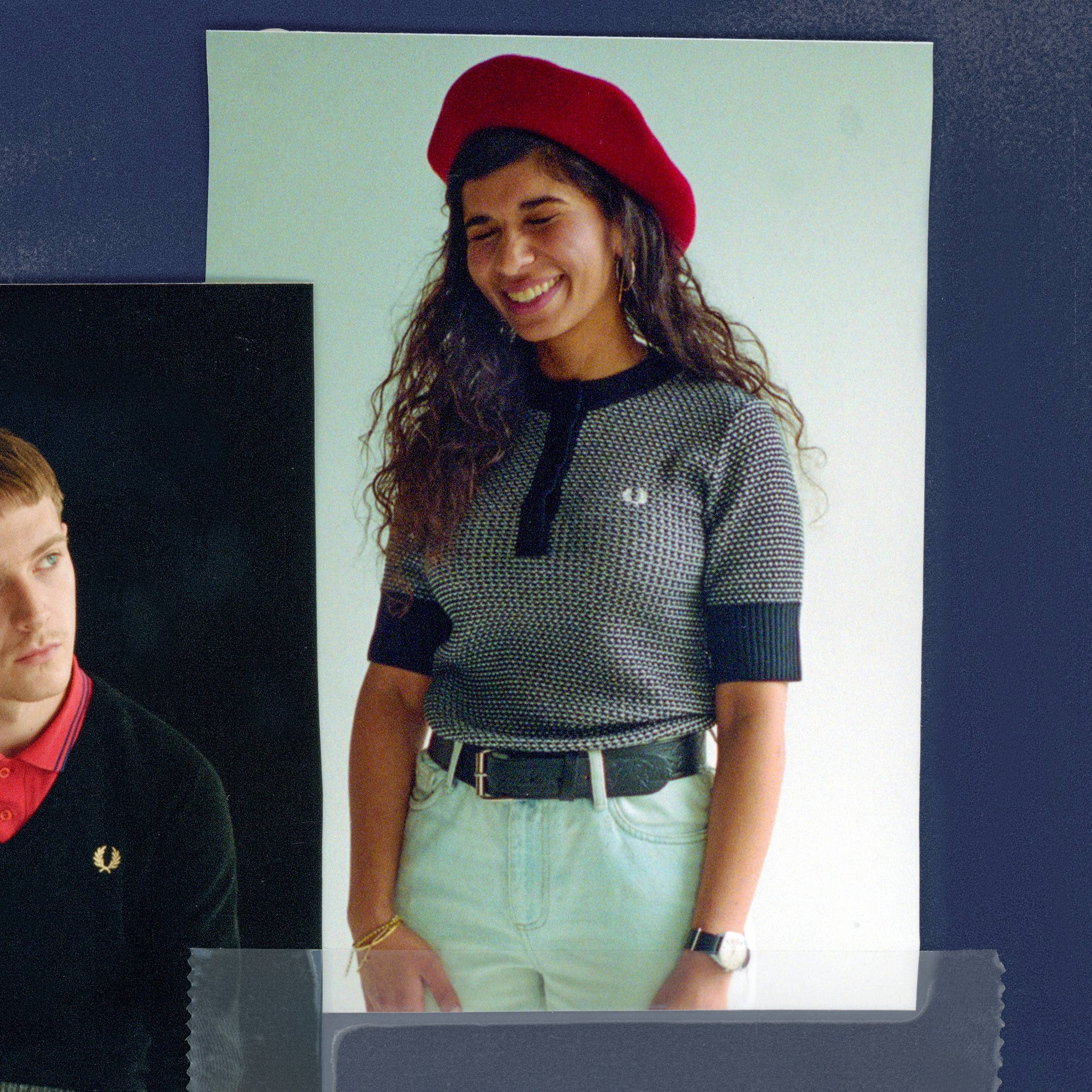 Fred Perry Circa 2017: Throwing Shade
