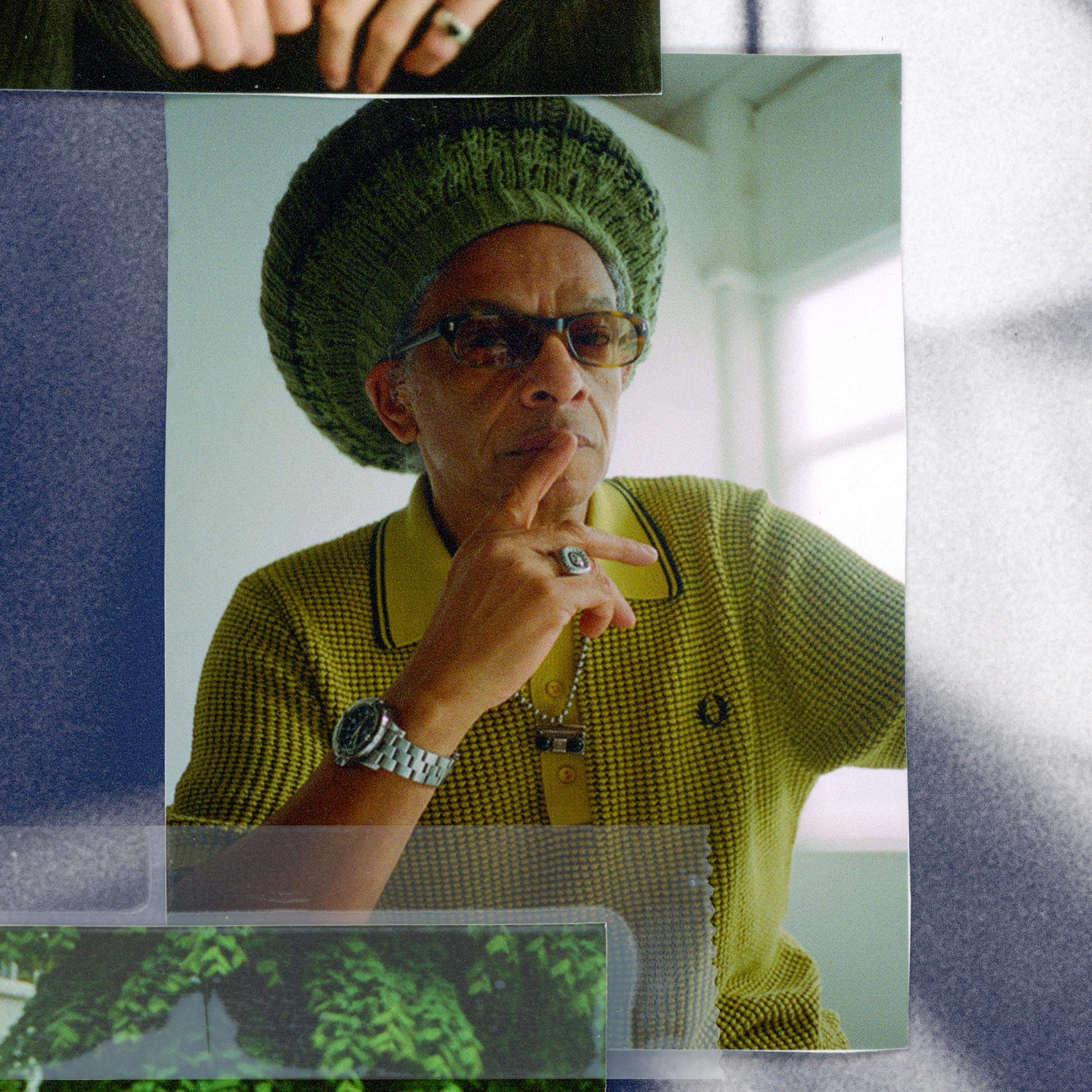 Fred Perry Circa 2017: Don Letts