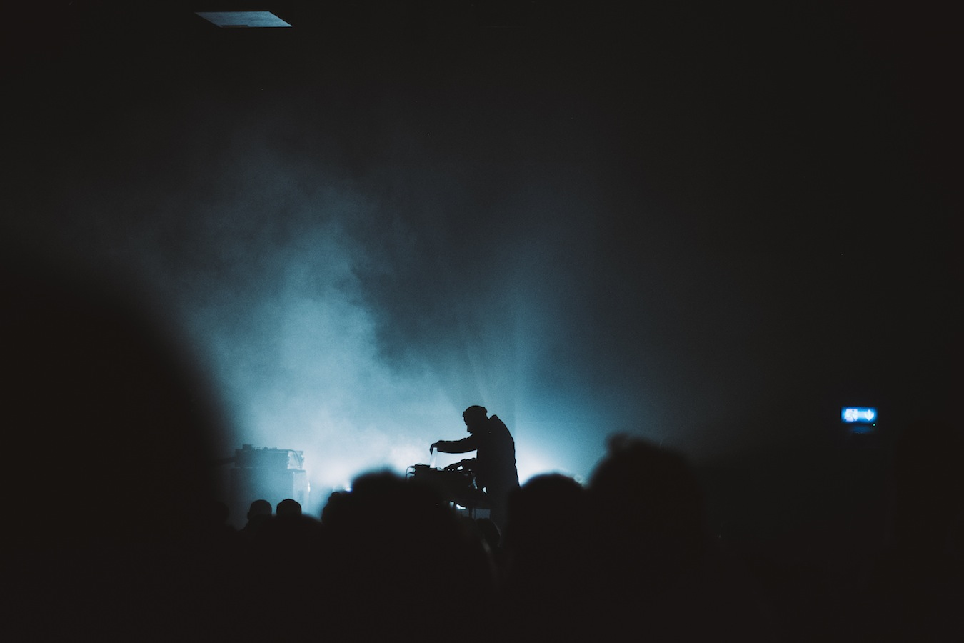 Forest Swords (Credit: Daniela Monteiro)