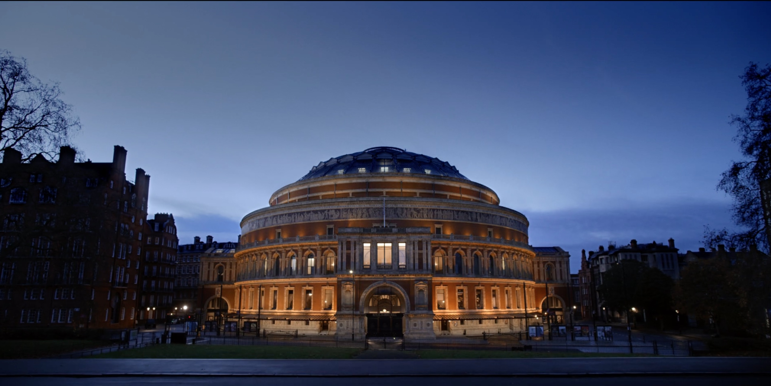 Mick Jagger Narrates New Short Film Celebrating London's Royal Albert Hall