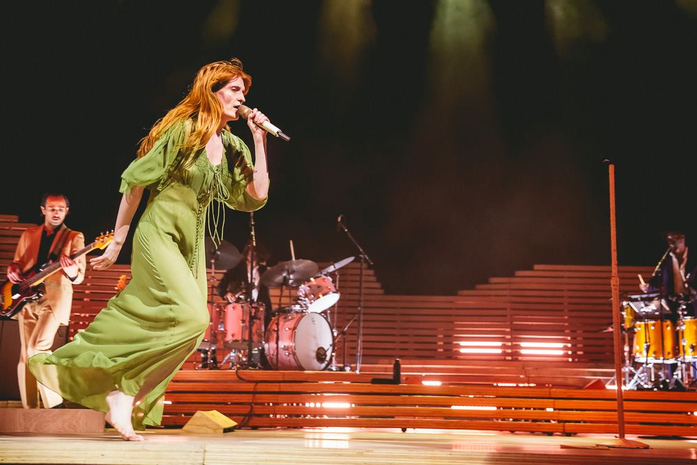 Florence + The Machine, Leeds Arena (Credit: Danny Payne)