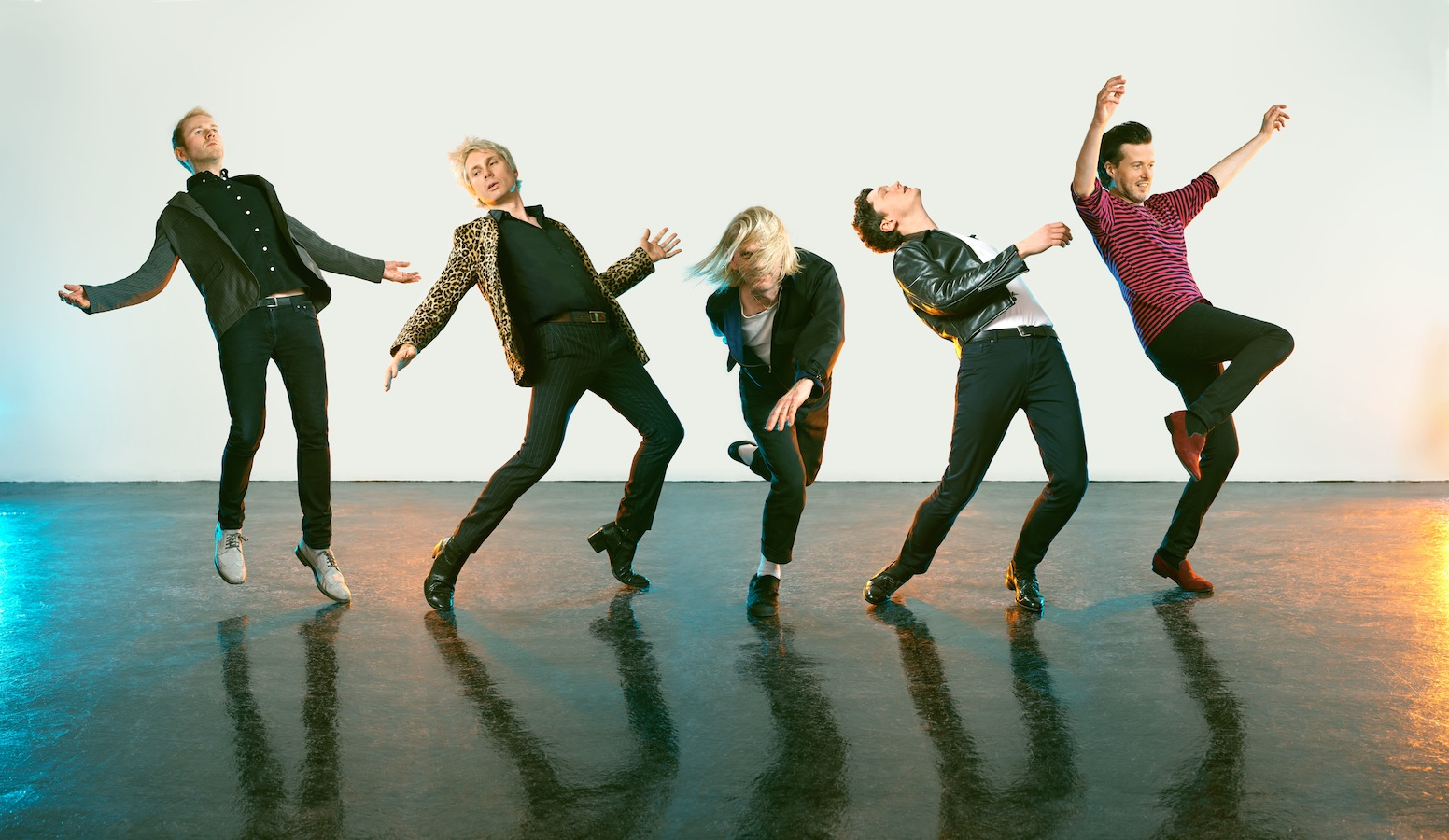 Franz Ferdinand (Credit: David Edwards)