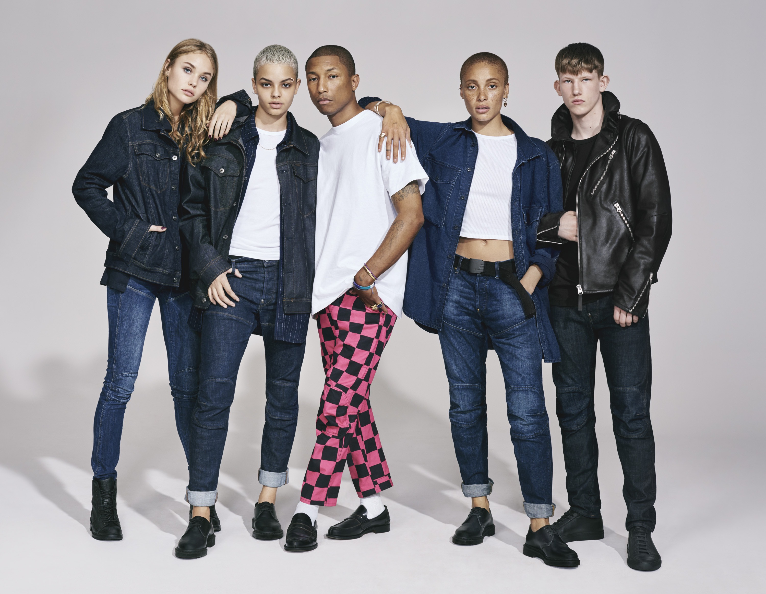 G-Star Raw: Autumn/Winter '17 Campaign