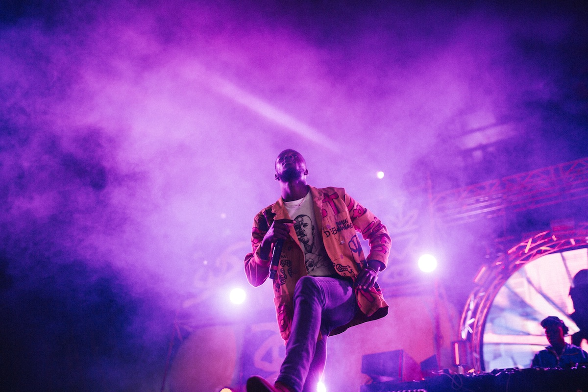 GoldLink (Credit: Vicky Grout)