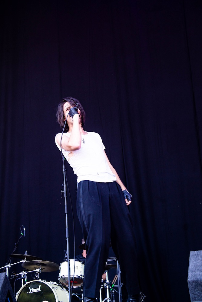 The Horrors, Citadel Festival (Credit: Noura Ikhlef)