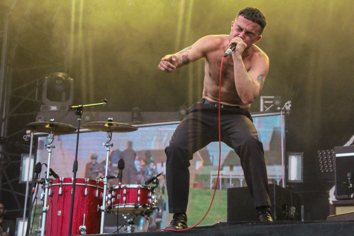 Slaves, Truck Festival (Credit: Anna Smith)