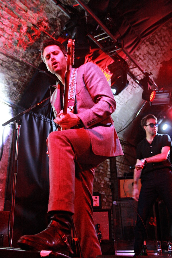 The Vaccines, House Of Vans (Credit: Holly Whitaker)