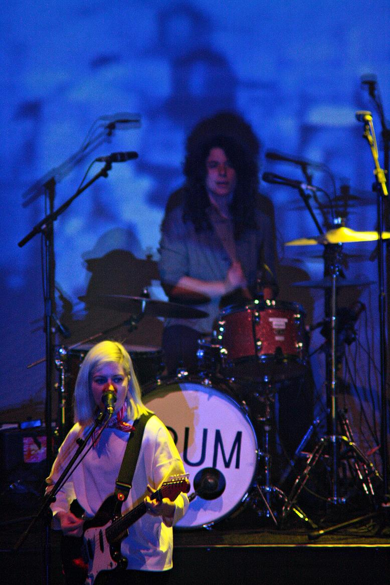 Alvvays, Roundhouse (Credit: Holly Whitaker)