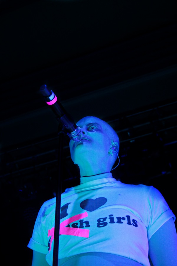 Fever Ray, The Troxy (Credit: Holly Whitaker)