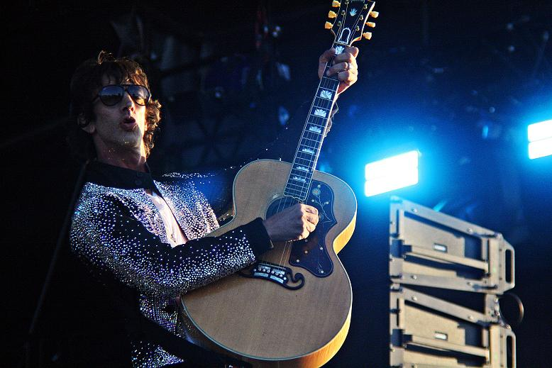 Richard Ashcroft, Finsbury Park (Credit: Holly Whitaker)