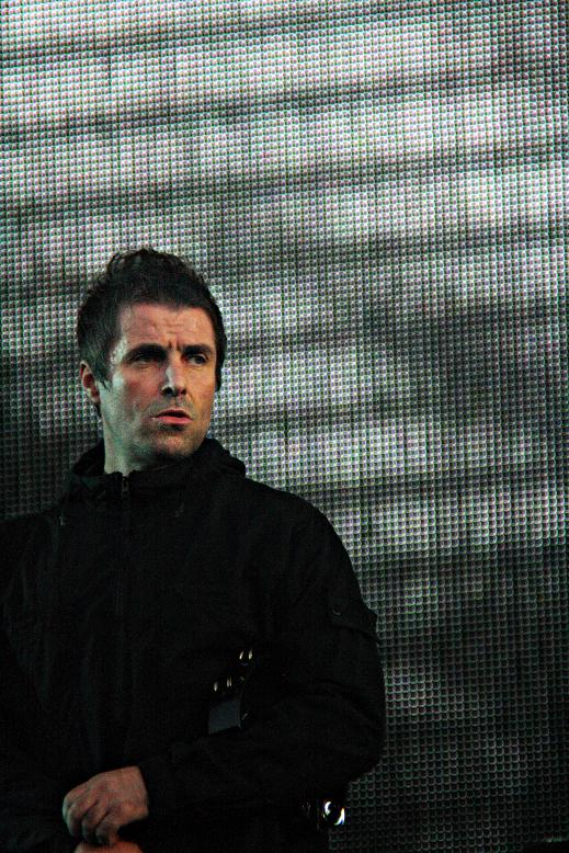 Liam Gallagher, Finsbury Park (Credit: Holly Whitaker)