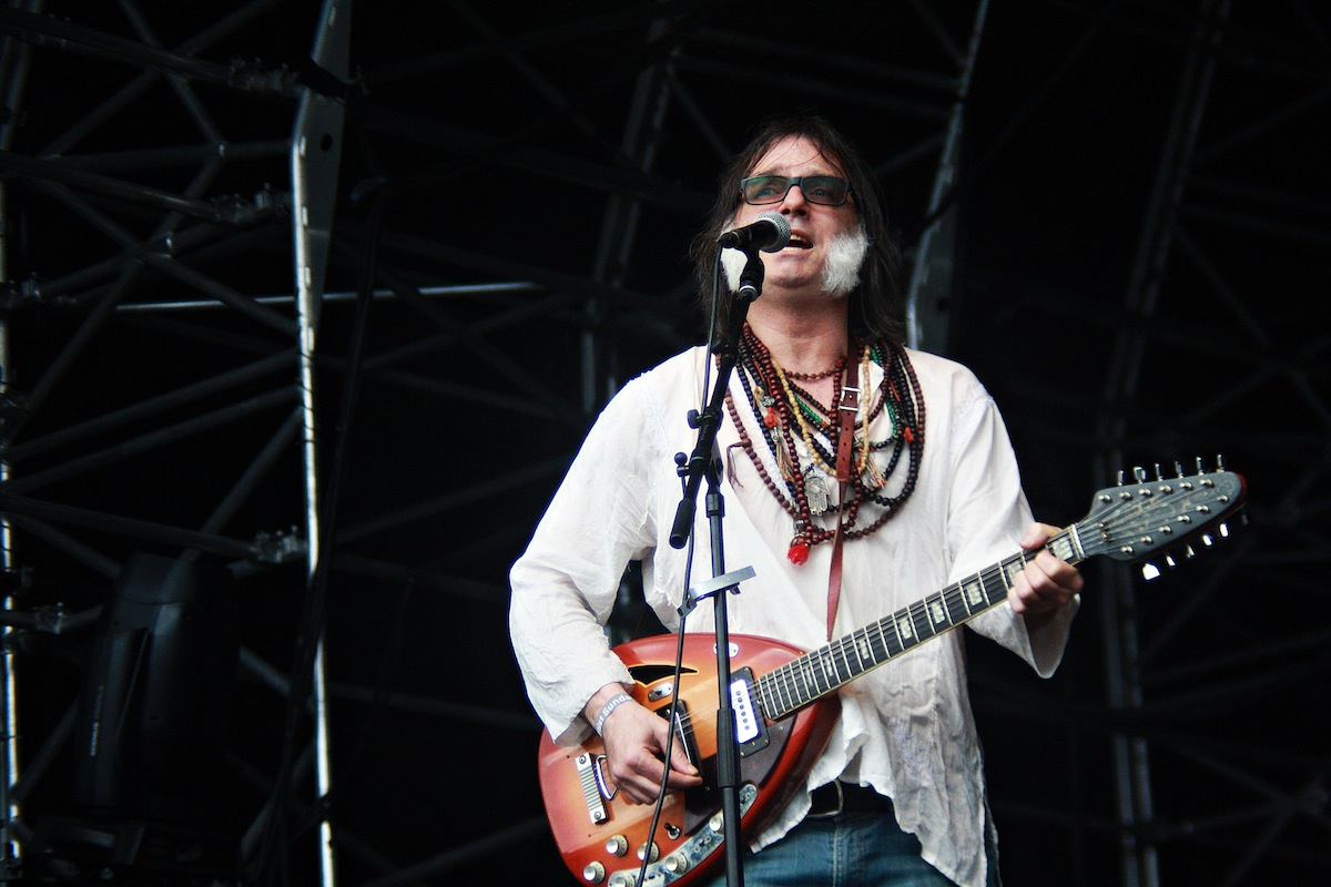 Brian Jonestown Massacre (Credit: Holly Whitaker)
