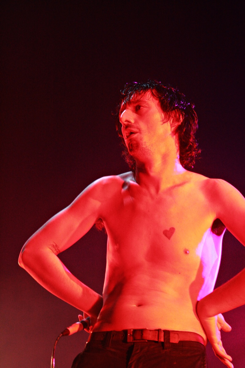 Fat White Family, Brixton Academy (Credit: Holly Whitaker)