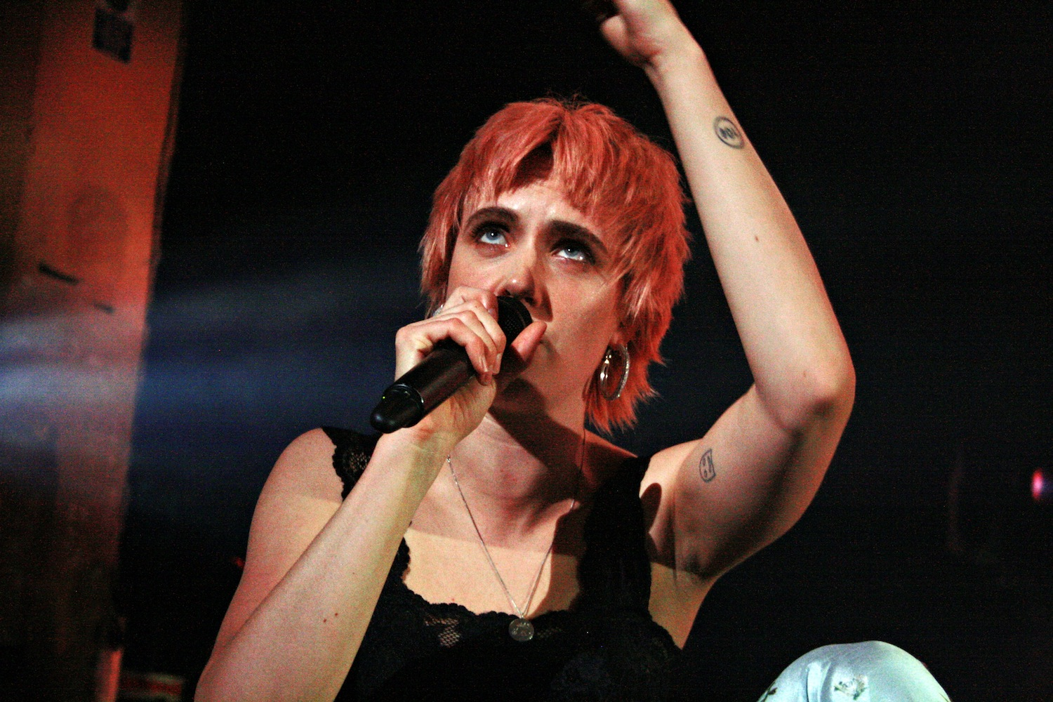 MØ, Brixton Academy (Credit: Holly Whitaker)