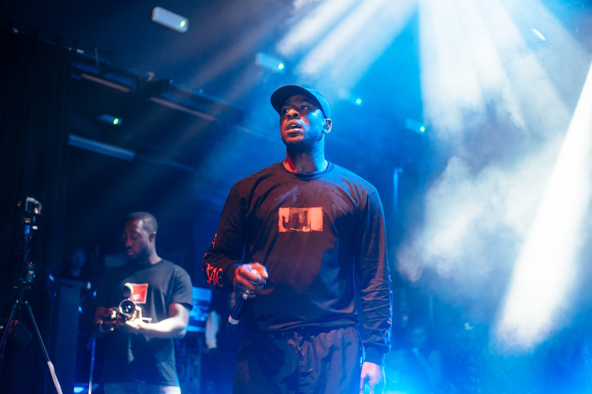 Skepta @ KOKO, London (Credit: Ashley Verse)