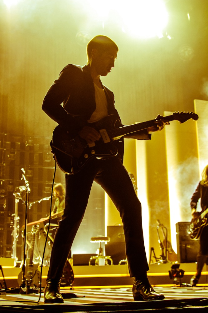 Arctic Monkeys, O2 Arena (Credit: Lauren McDermott)