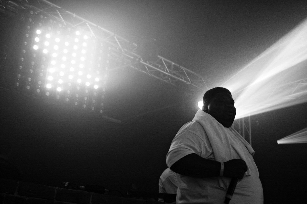 Big Narstie, Lovebox (Credit: Holly Whitaker)
