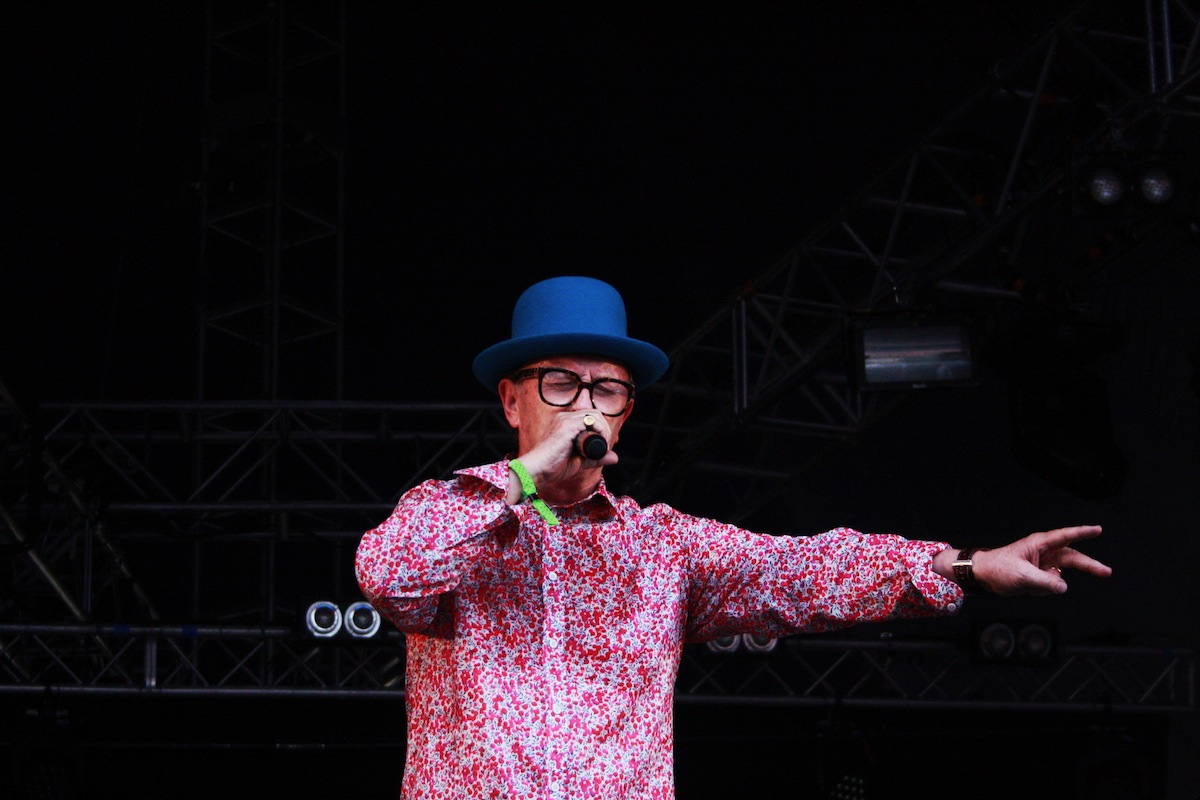David Rodigan, Lovebox (Credit: Holly Whitaker)