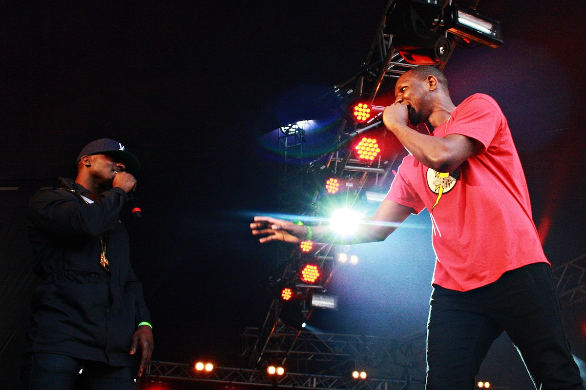 Giggs, Lovebox (Credit: Holly Whitaker)