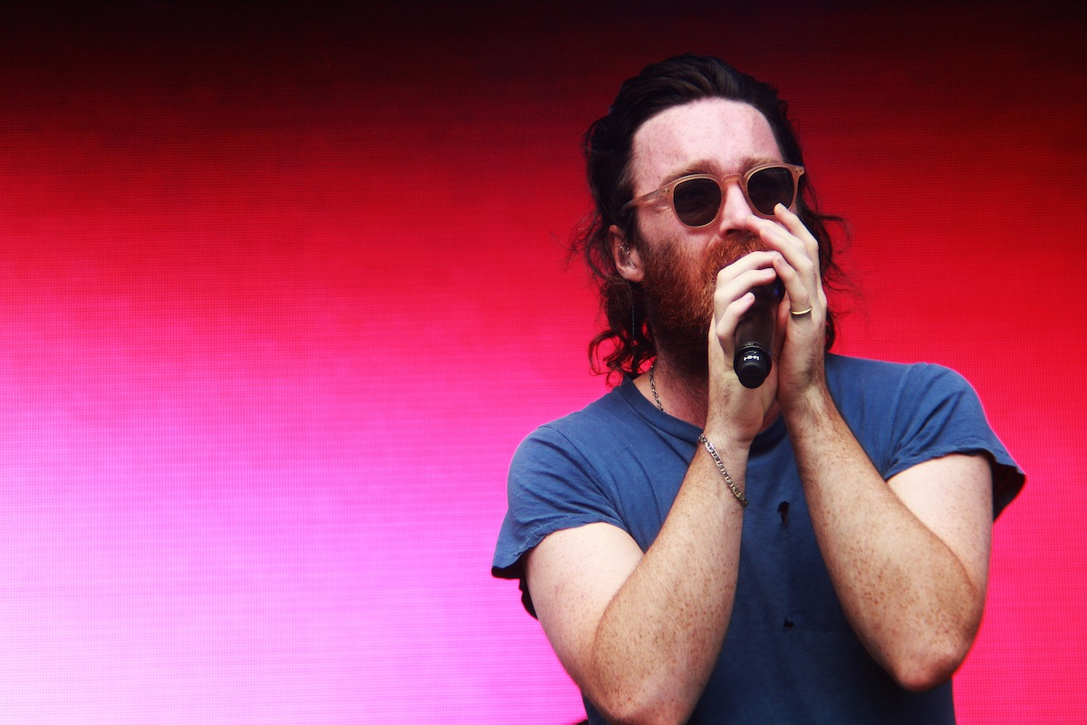 Chet Faker, Lovebox (Credit: Holly Whitaker)