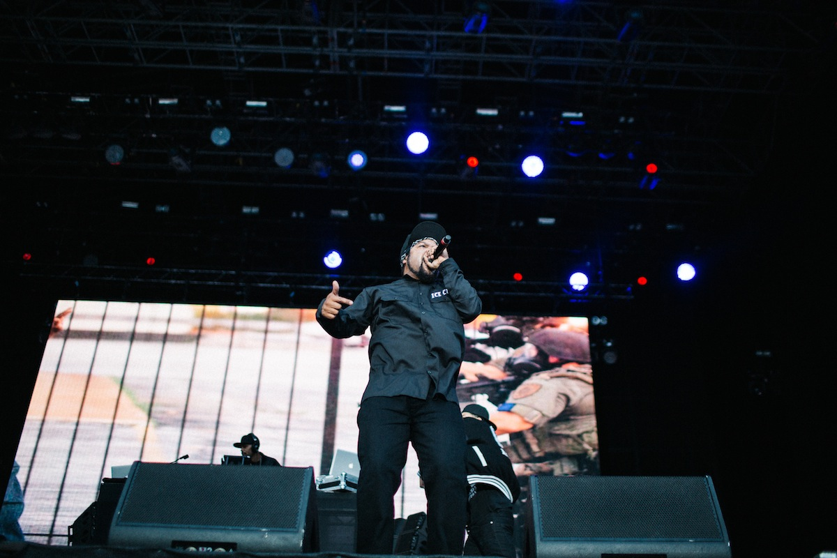 Ice Cube (Credit: Vicky Grout)