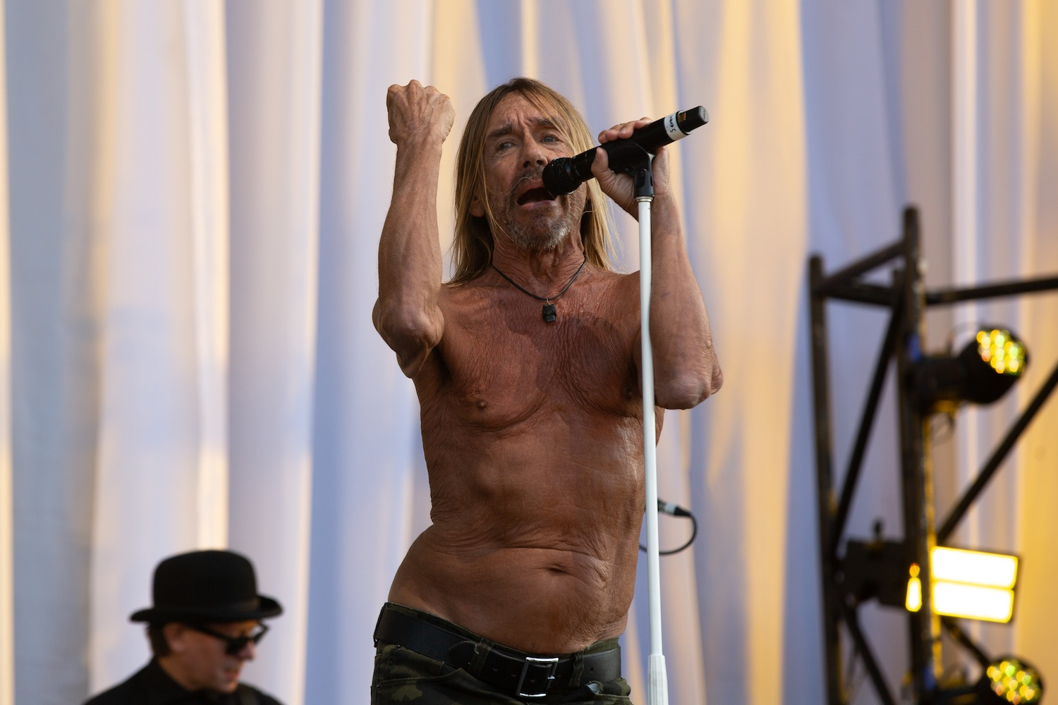 Iggy Pop - Finsbury Park, London