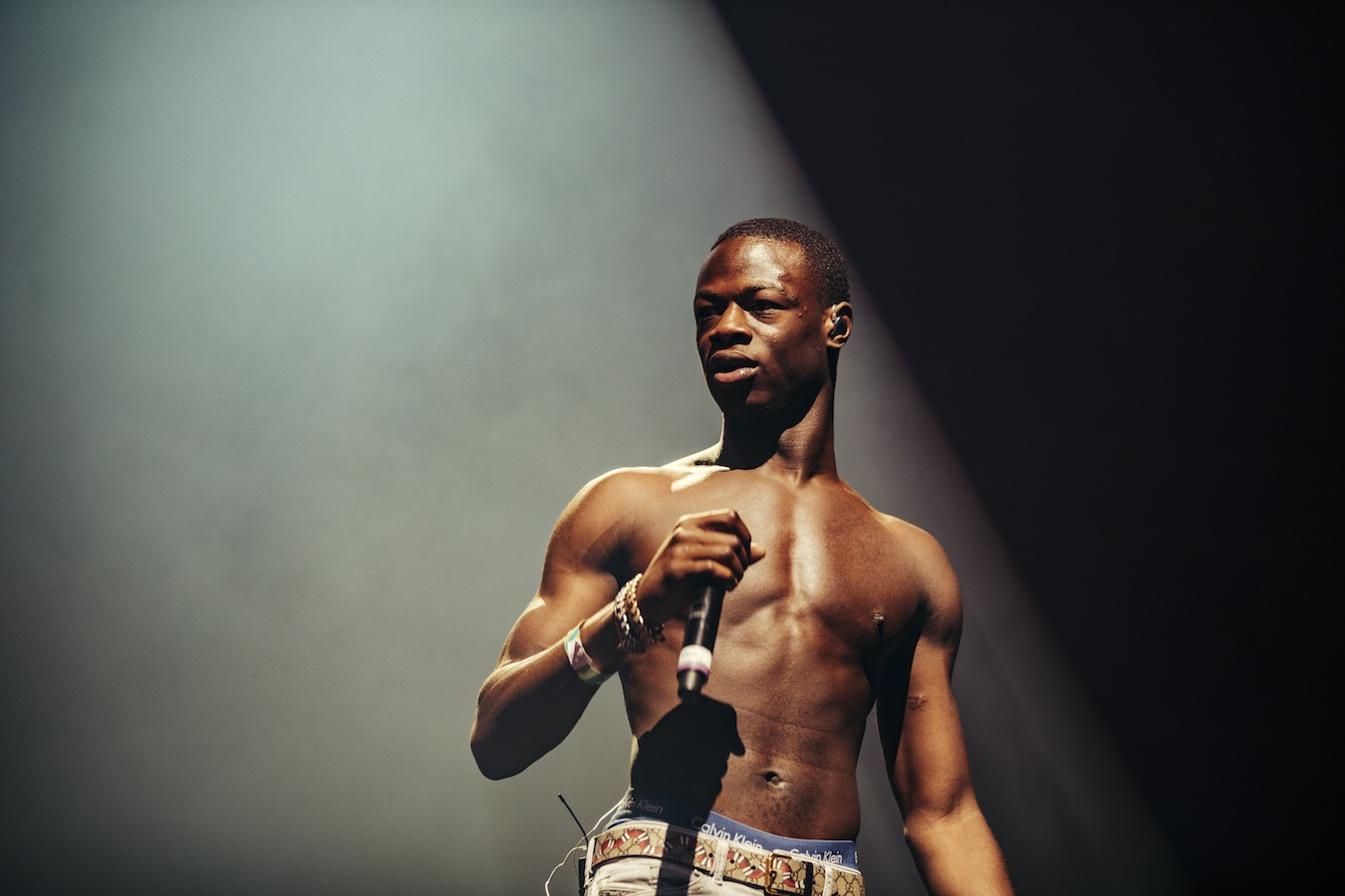 J Hus (Credit: Ashley Verse)