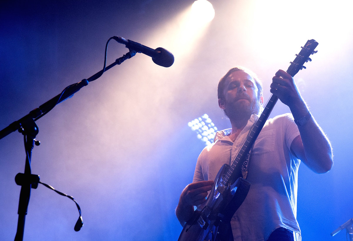 Kings Of Leon live in London, October 2016