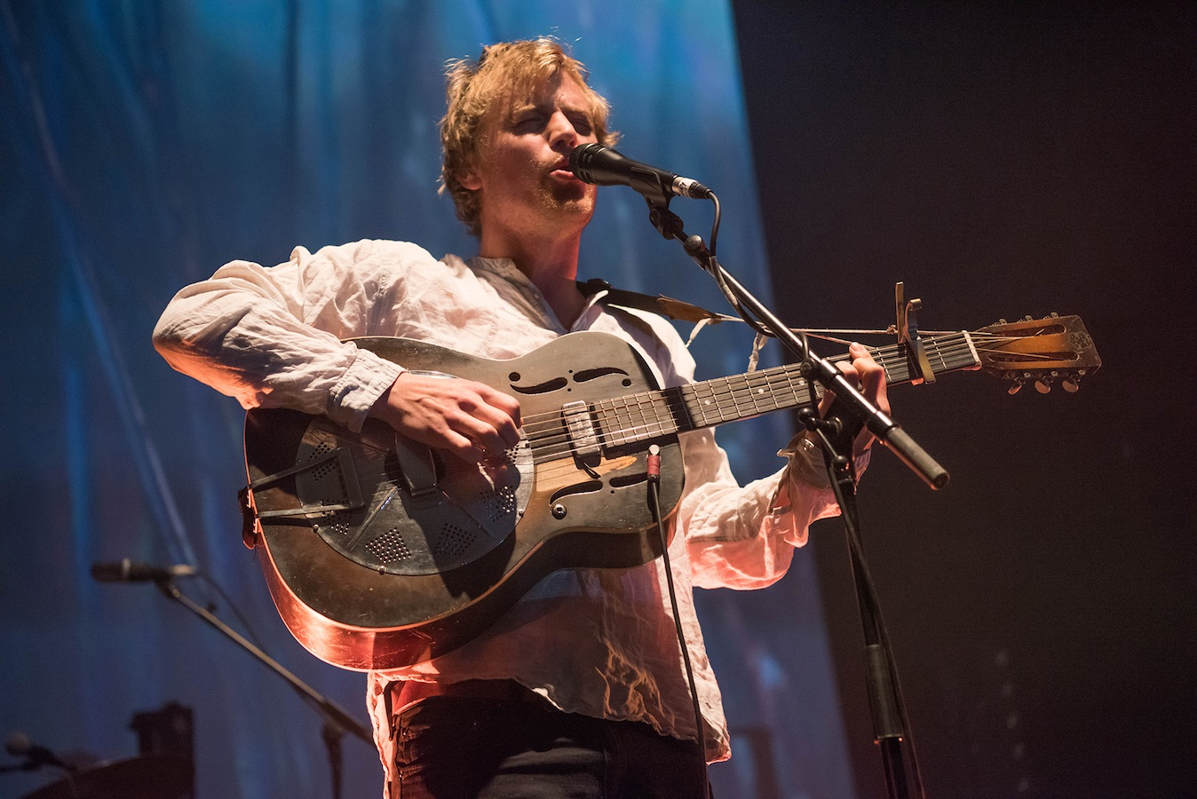Johnny Flynn (Credit: Michael Ja)