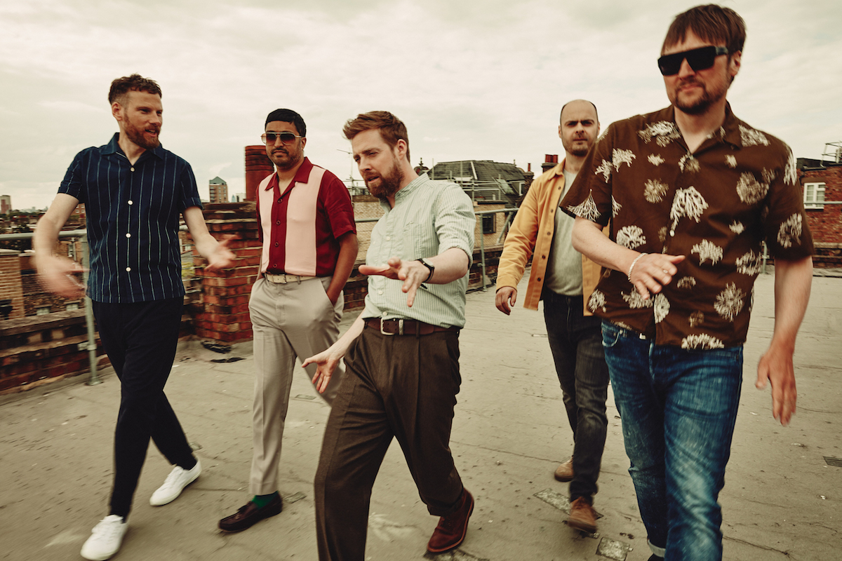 Kaiser Chiefs' Ricky Wilson On Survival, The Voice, And Smashing Arenas