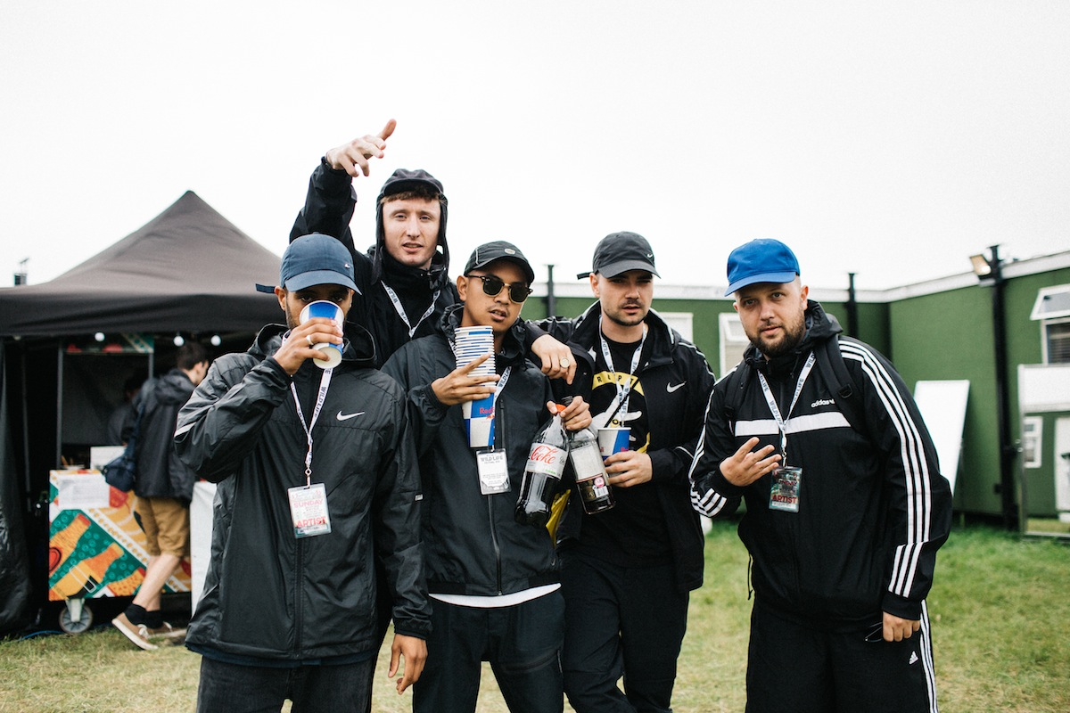 Kurupt FM (Credit: Vicky Grout)