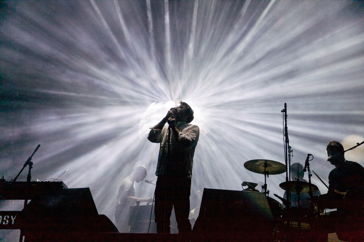 LCD Soundsystem, ACL 2016