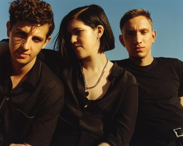 The xx (Credit: Laura Coulson)