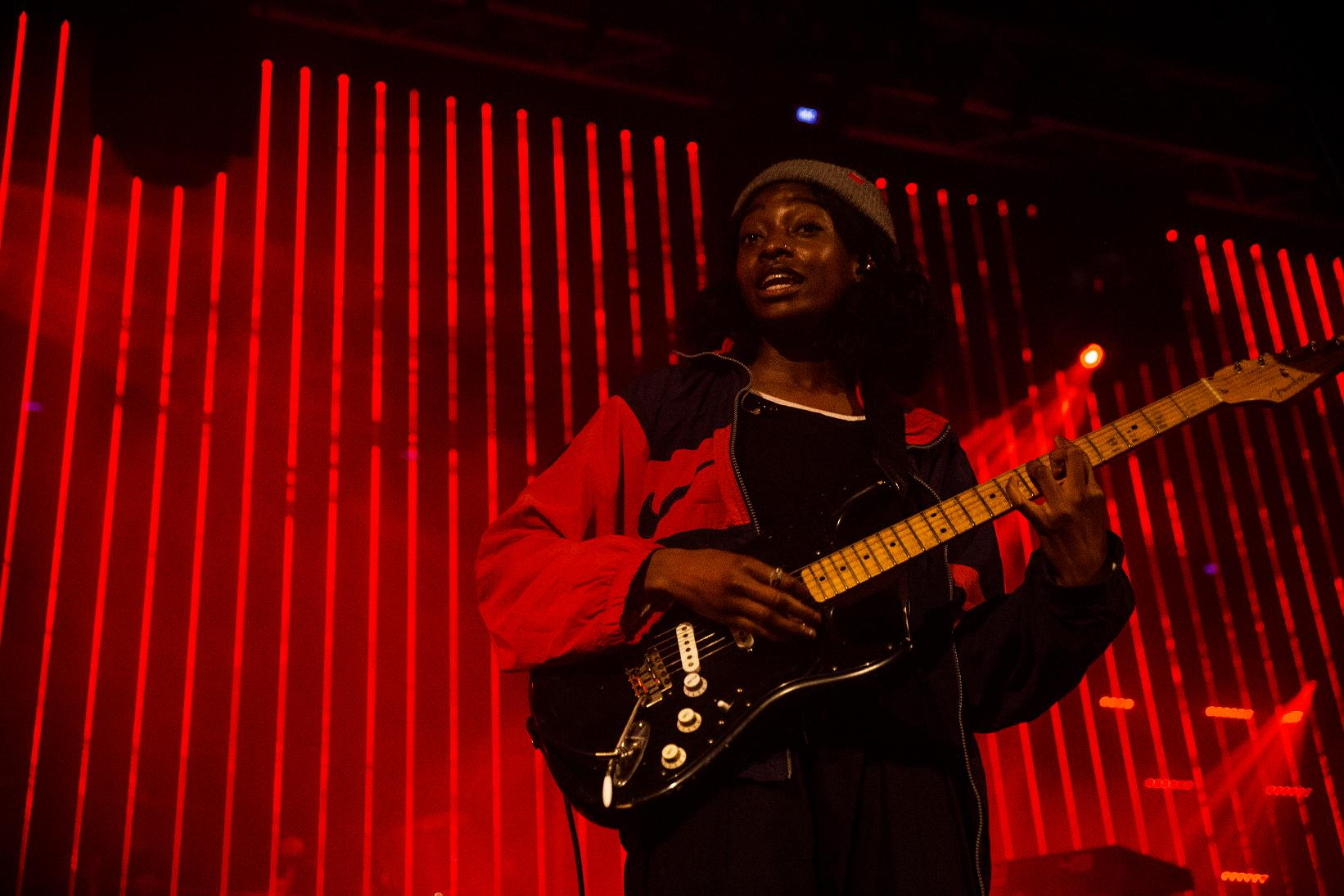 Little Simz (Credit: Ben McQuaide)
