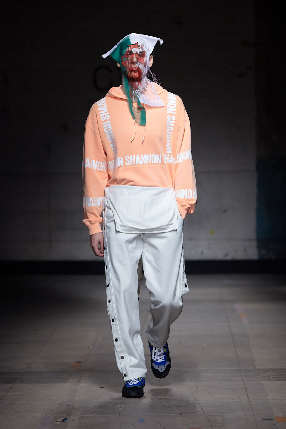 LFWM AW17: Christopher Shannon