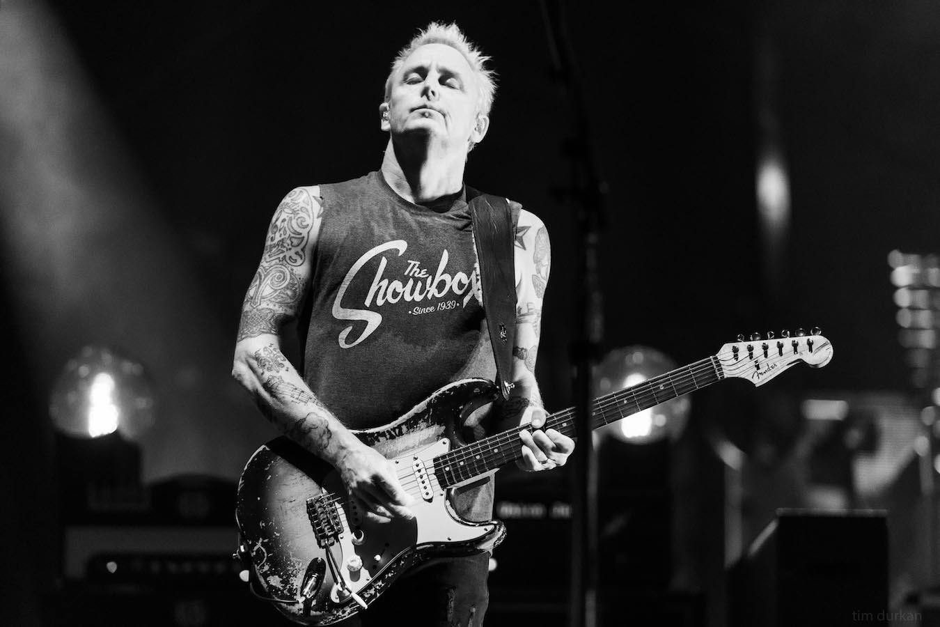 """""""I'm Ready To Get Playing Again!"""" Pearl Jam's Mike McCready Interviewed"""