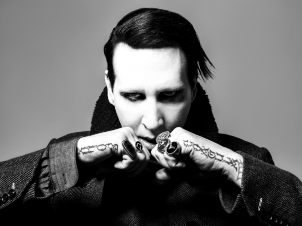 Marilyn Manson Breaks Silence On Allegations, Gets Dropped By Label