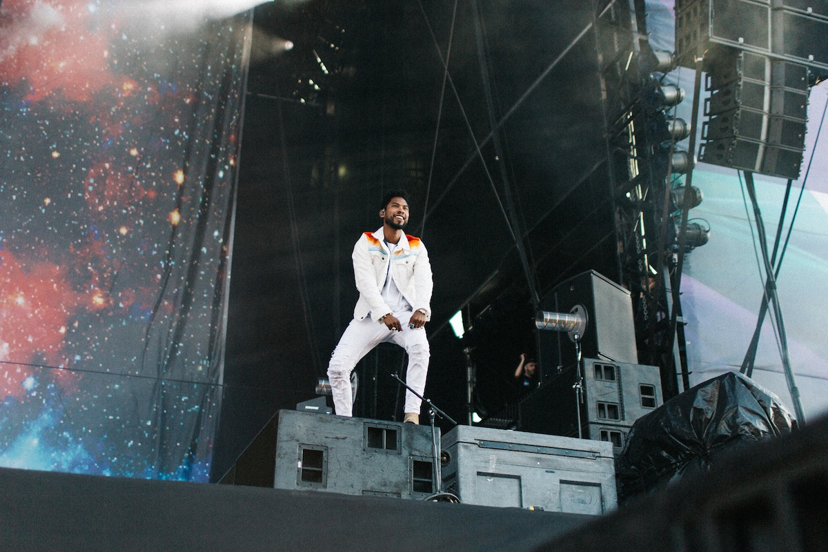 Miguel (Credit: Vicky Grout)