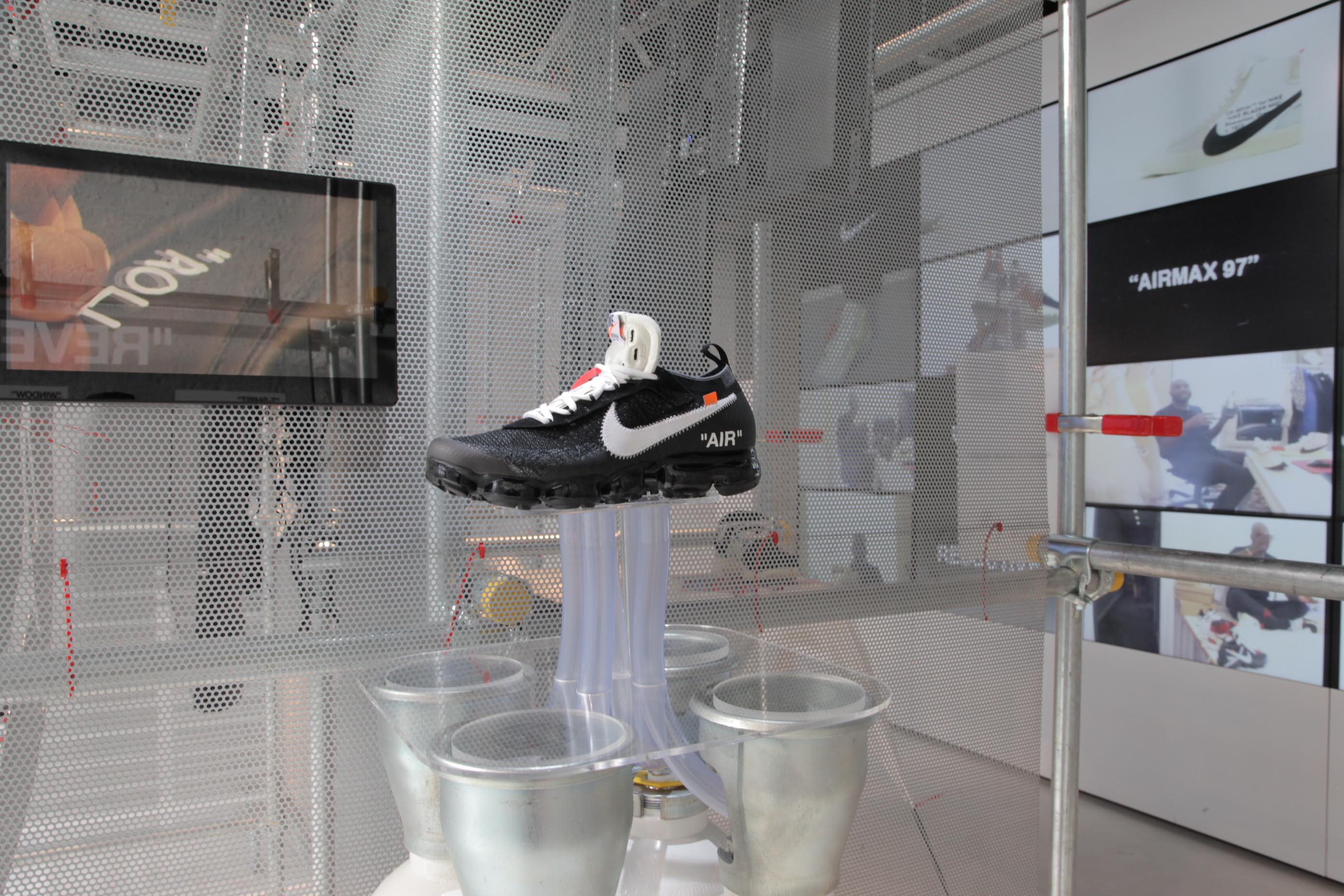 "Nike ""REMIX & RECONSTRUCT"" event London"