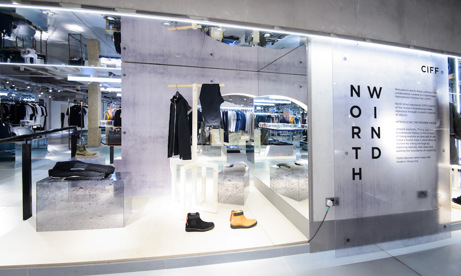 Harvey Nichols x CIFF: North Wind