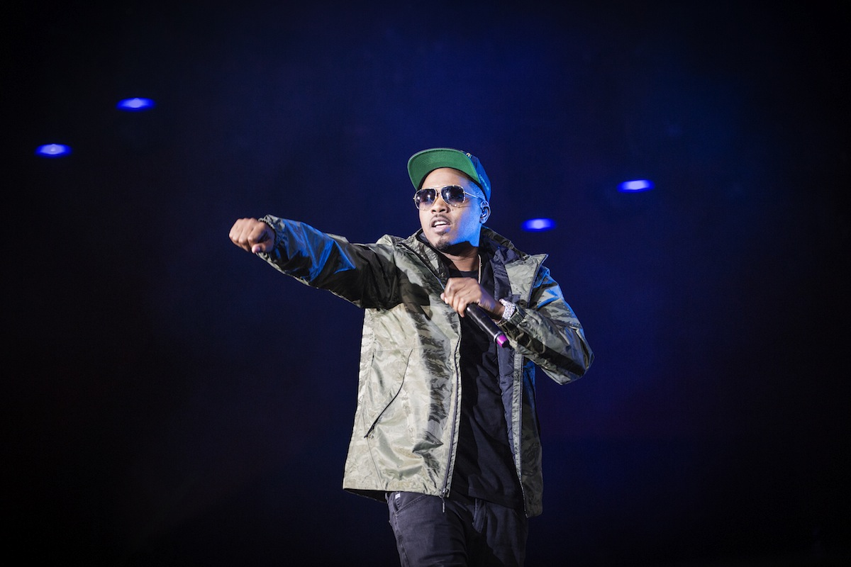 Nas (Credit: Christian Hjorth)