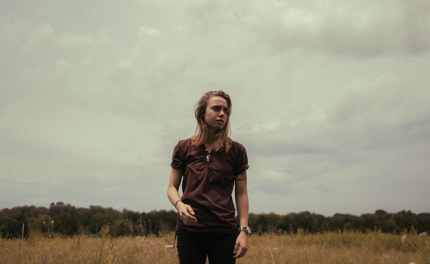 Julien Baker (Credit: Nolan Knight)
