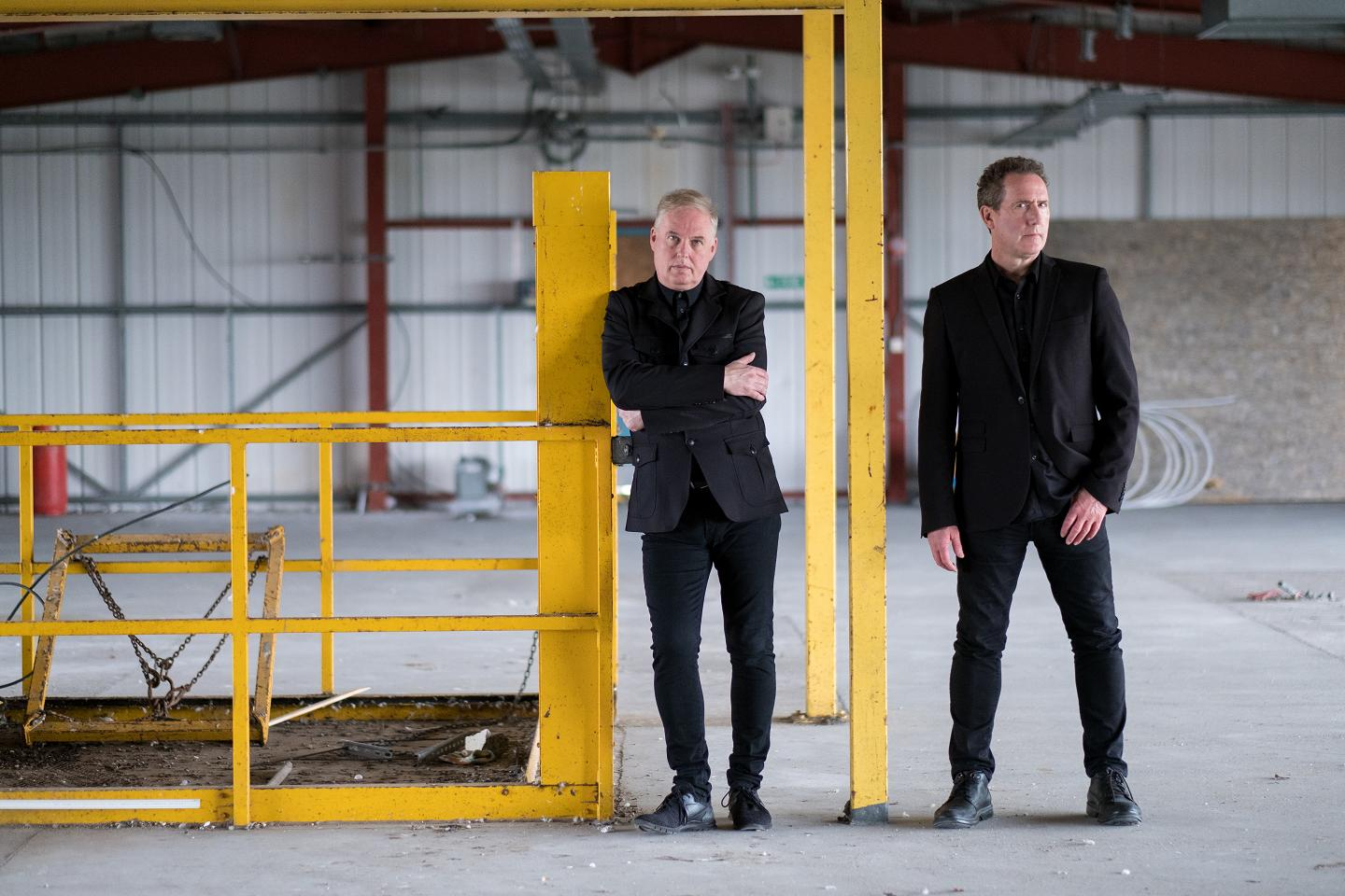OMD (Credit: Mark McNulty)
