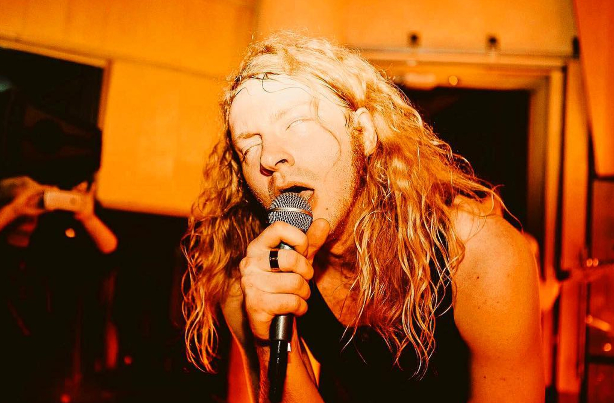 The Orwells - Photography by Ben McQuaide