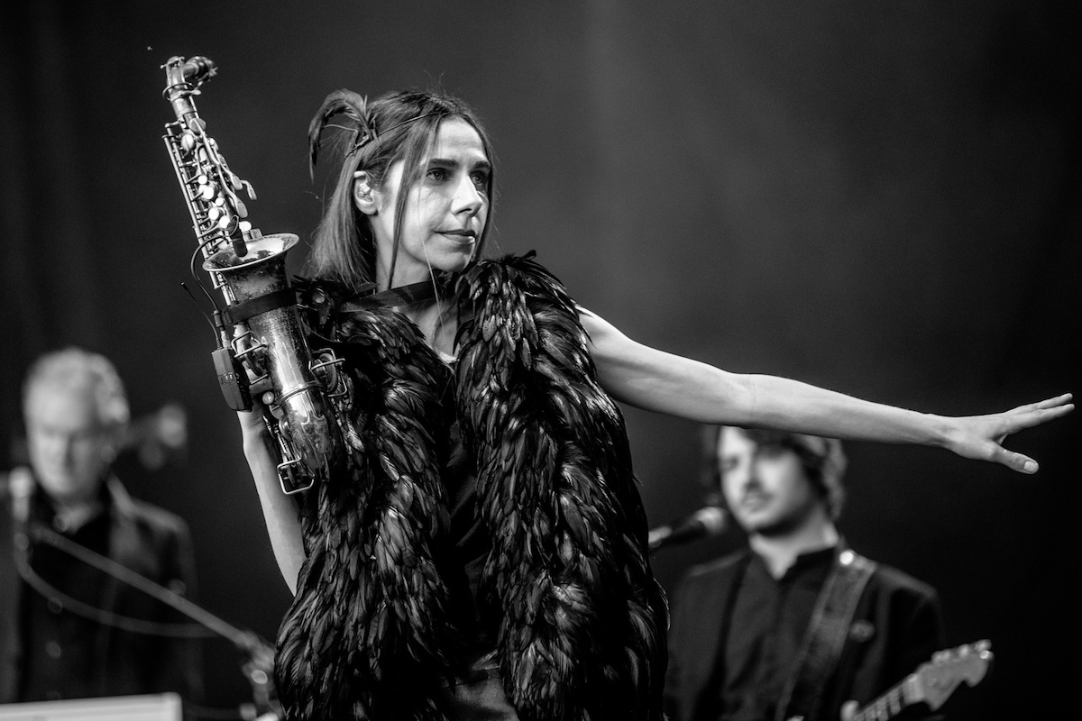 PJ Harvey (Credit: Michal Murawski)