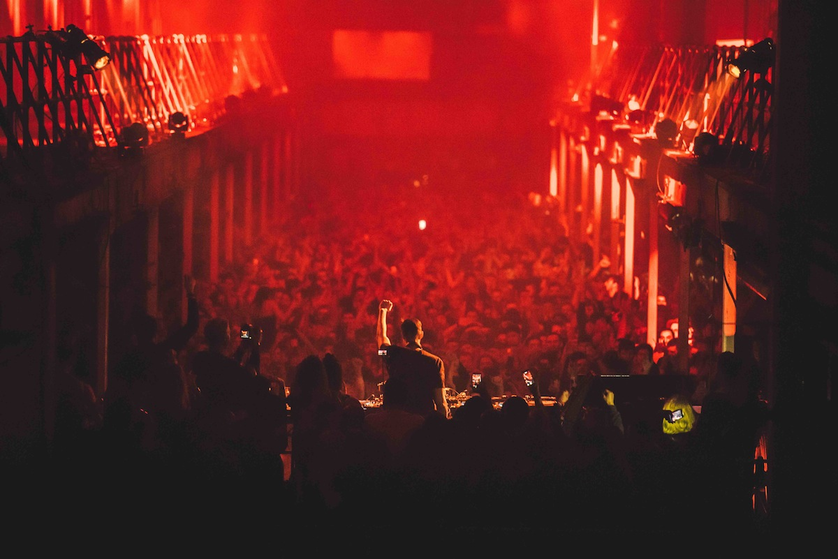 Printworks (Credit: Adam Beyer)