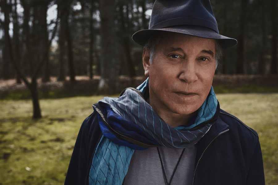 Paul Simon (Credit: Myrna Suarez)