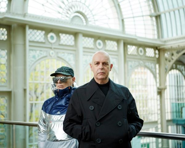 Pet Shop Boys (Credit: Pelle Crépin)